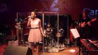 Margie Ongotto - Keep on singing my song (Sankofa Soul Contest - Paris - December 21st 2012)