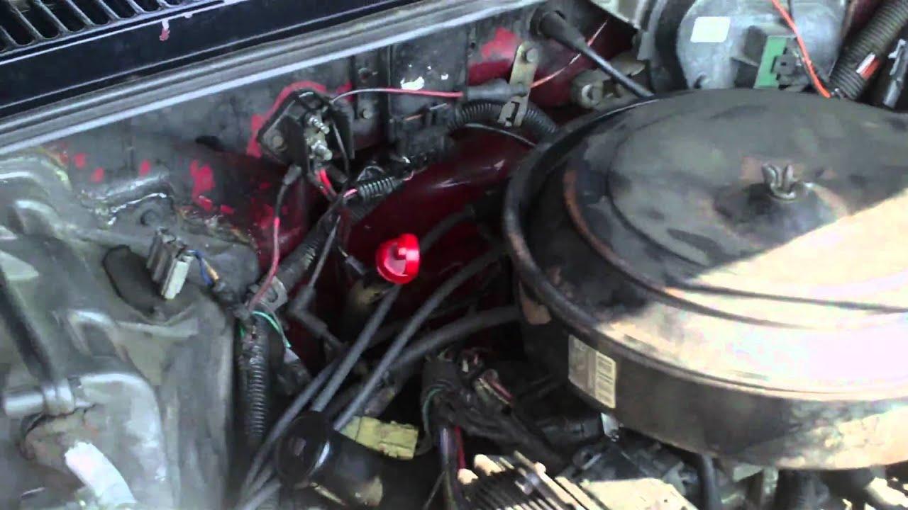 1983 Chevy Truck Engine Diagram