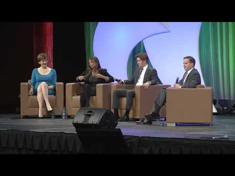 2017 Global Insurance Symposium - Blockchain Panel