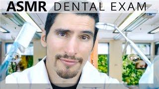 [ASMR] Dental Examination Medical Role Play [binaural] [male]
