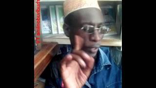 Dr HUD HUD   Aelezea athari ya kunywa maji baridi