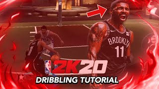 Official NBA 2K20 MOBILE DRIBBLING TUTORIAL! Become A DRIBBLE GOD🔥