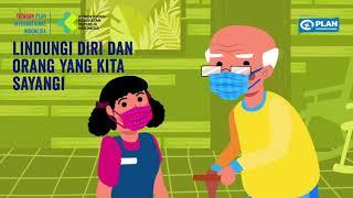 Video Awareness Raising COVID-19 yang Berkesetaraan Gender dan Inklusif
