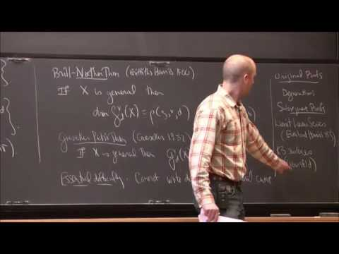 Algebraic curves, tropical geometry, and moduli - Sam Payne