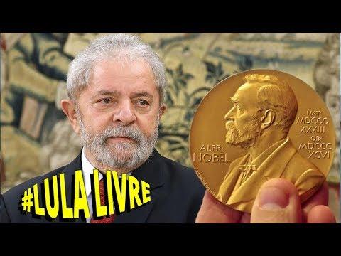 Prêmio de Paris a Lula pode anteceder o Nobel da Paz