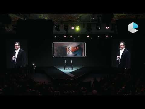 LG V30 launch event at IFA 2017 Berlin