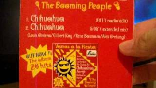 Chihuahua - The Booming People - Coca Cola Summersong 2003