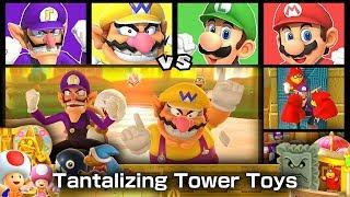 Super Mario Party Partner Party Waluigi #24