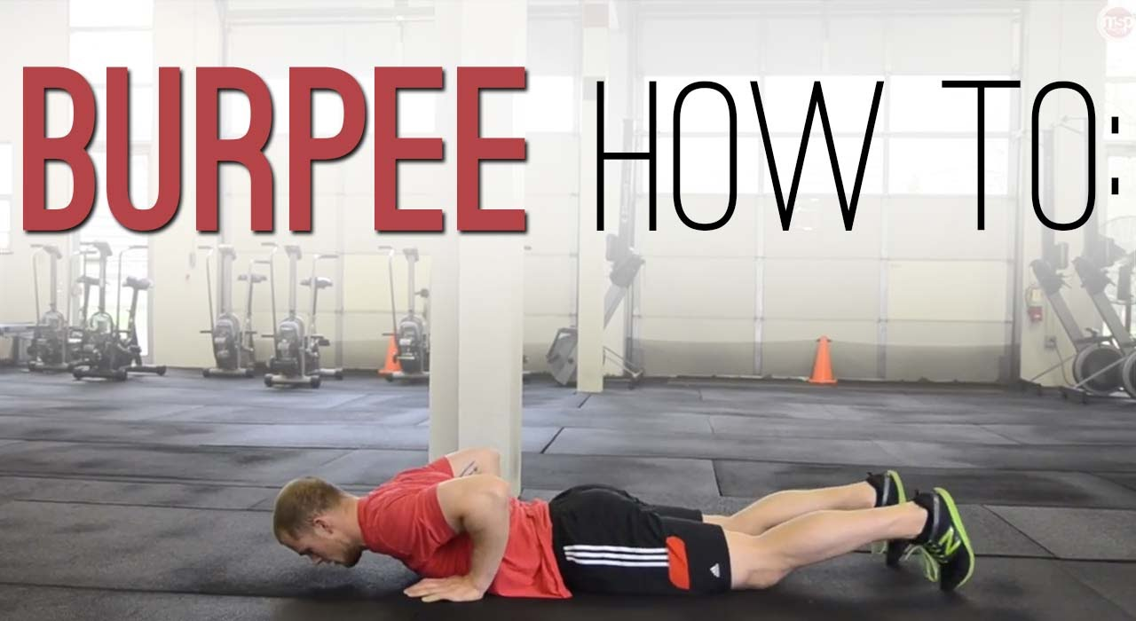 BURPEE TUTORIAL: How to perform burpees with proper burpee ...