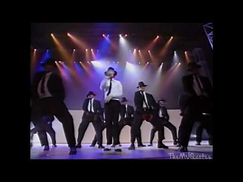 Michael Jackson Dangerous American Music Awards Enhanced HD