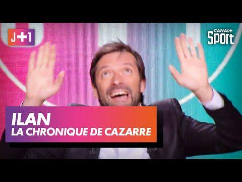 Julien Cazarre avec Ilan !