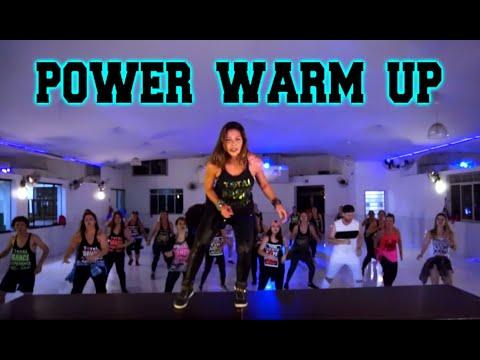ZUMBA POWER WARM UP !! 🇧🇷 Remix By Dj Murilo Da Maia - BRAZIL