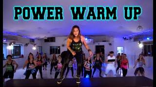 ZUMBA POWER WARM UP !! Remix By Dj Murilo da Maia - BRAZIL