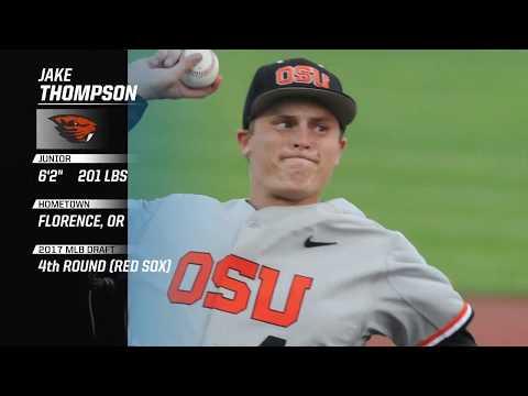 2017 NCAA CWS Baseball California State Fullerton vs. Oregon State