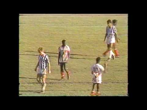 ST ANTHONY'S COLLEGE VS CIC COLLEGE 1989, NORTH ZONE INTERCOL FINAL, 1 2