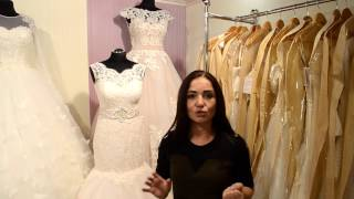 Письмо невесте. Свадебное платье.