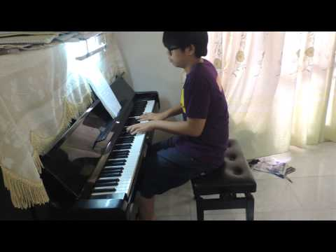Mother in the dream ( Gặp Mẹ Trong Mơ ) - Piano