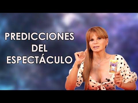 PREDICCIONES DEL ESPECTÁCULO