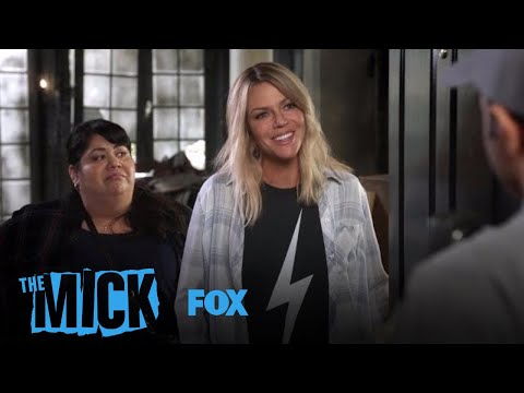 The Security Guard Warns Mickey Not To Have A Party | Season 2 Ep. 4 | THE MICK