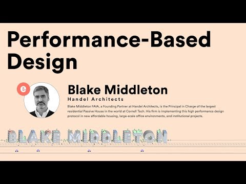 The Promise of Performance-Based Design