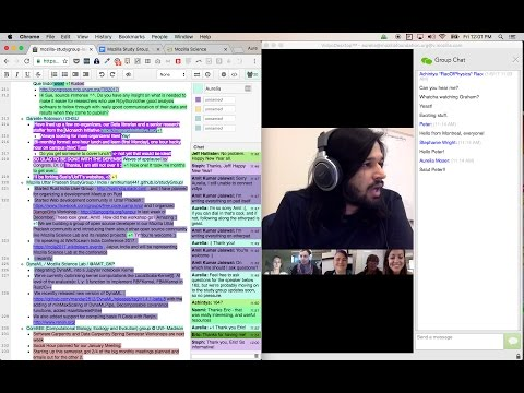 Study Group Learning Call - January 2017