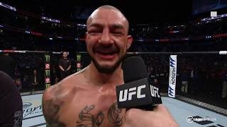 Emotional Swanson delighted to be back in win column at UFC Tampa