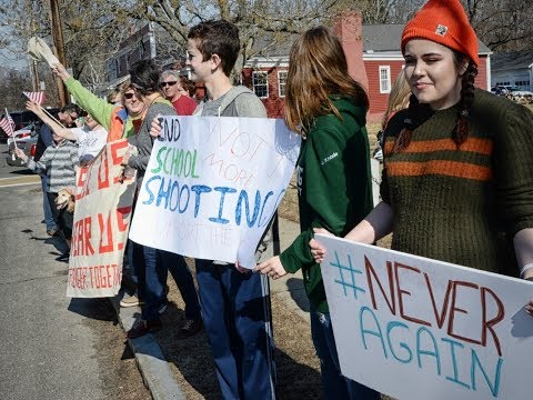 Students to hold gun control march from Worcester to Smith & Wesson headquarters in Springfield