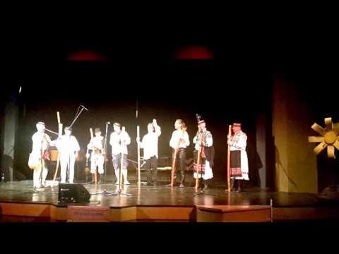 Rozfuk @ 4th International Fujara Festival, Slovakia 2016