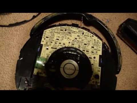 Roomba Repair, Error 5 and other weird things