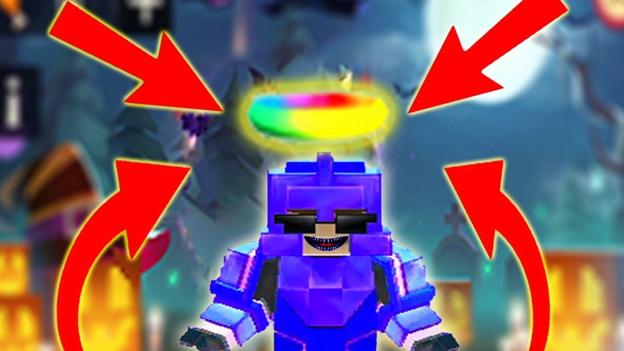 I GOT RARE HALO In Thanksgiving Event - Bed Wars | Blockman Go Gameplay (Android , iOS)