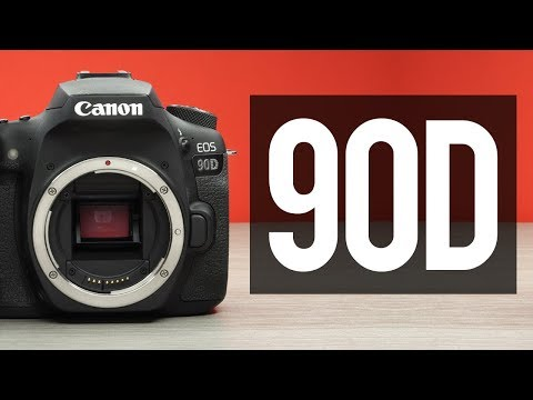 Canon 90D - Watch Before You Buy