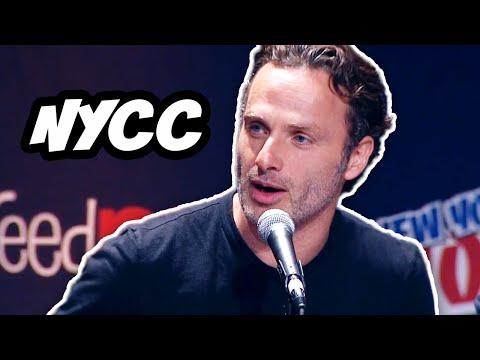 Walking Dead Season 5 NYCC 2014 Panel