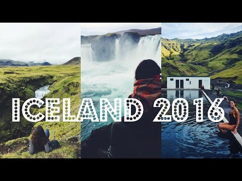 ICELAND 2016 - GEOLOGY LESSONS