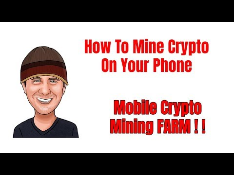 How To Mine Bitcoin And Electroneum - Mobile Mining Crypto On Your Android Phone