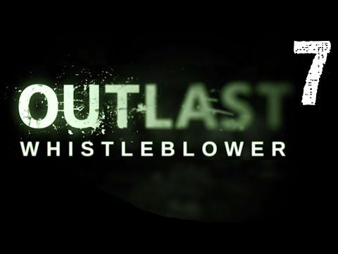Let's Play OUTLAST- Whistleblower DLC -...