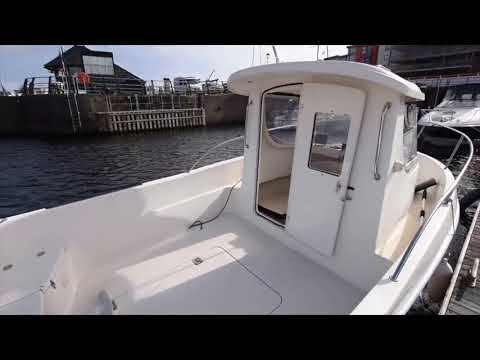 Quciksilver 620 Pilothouse for sale by Network Yacht Brokers