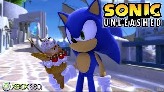 Sonic Unleashed - Xbox 360 / Ps3 Gameplay (2008)