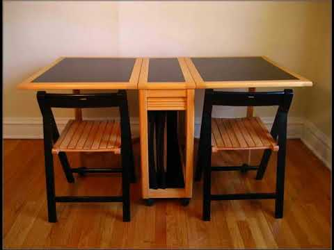 How To Pick The Right Folding Dining Table For Your Home