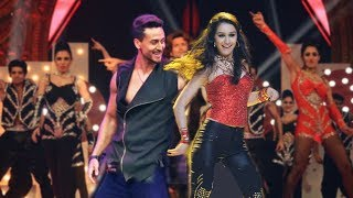 Tiger Shroff & Shraddha Sumptuous Dance on Reality Show Baaghi 3 Promotion | Impressive Performance