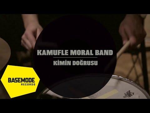 Kamufle Moral Band - Kimin Doğrusu | Studio Session | Video