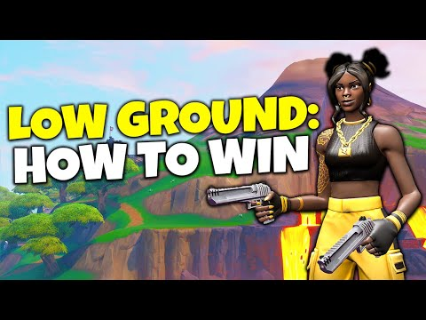 How To Win From Low Ground In Fortnite Season 8