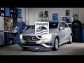 Cómo cambiar las lámparas de tus faros:  Mercedes Classe A