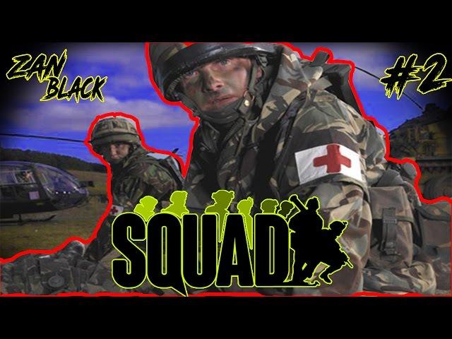 #2 Squad Alpha V6.4 - Medico sem fronteiras