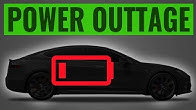 PG&E Leaves Tesla Electric Car Owners Without Power