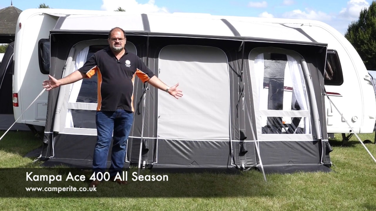 Wonderful Kampa Ace 400 All Season   2018