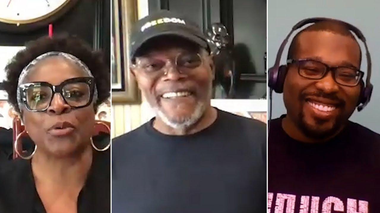 Samuel L Jackson - 'Enslaved' | What About Nick Fury In Wakanda?