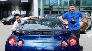 Подбираем Nissan GT-R для  Гордея