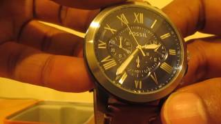 Fossil FS5151 Unboxing