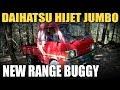 DAIHATSU HiJet Jumbo - New Range Buggy.