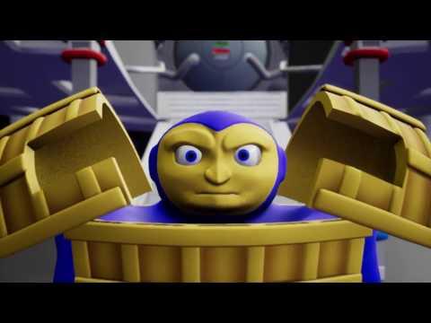 Chex Quest HD Teaser Trailer